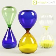 Clessidre in vetro colorato