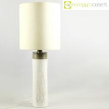 Lampada con base in ceramica