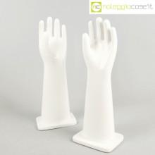 Mani in ceramica bianche (stampi)