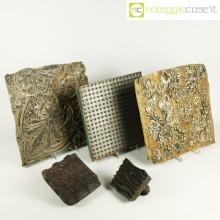 Stampi per tessuti in legno