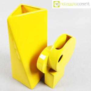 Parravicini Ceramiche, coppia vasi colore giallo (4)