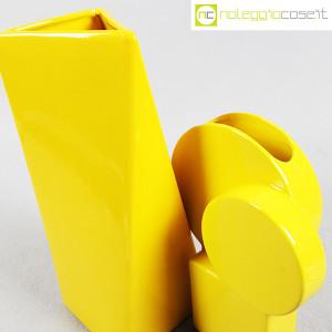 Parravicini Ceramiche, coppia vasi colore giallo (5)