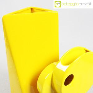 Parravicini Ceramiche, coppia vasi colore giallo (7)