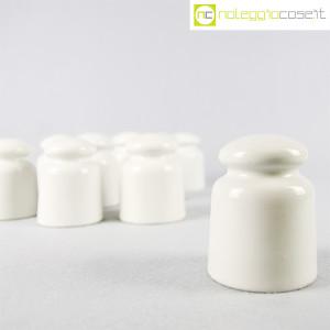 Richard Ginori, Isolatori elettrici bianchi piccoli (4)