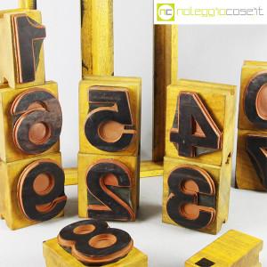 Timbri numerati con contenitore (8)