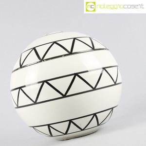 Traversi Ceramiche, contenitore a decori geometrici (3)
