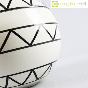 Traversi Ceramiche, contenitore a decori geometrici (6)