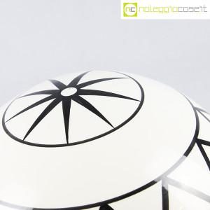 Traversi Ceramiche, contenitore a decori geometrici (8)