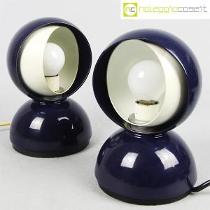 Artemide, lampade Eclisse Blu, Vico Magistretti (1)