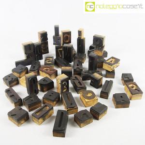 Caratteri tipografici in legno set 02 (2)