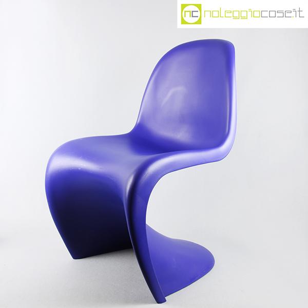 Vitra verner panton chair blu - Verner panton sedia ...