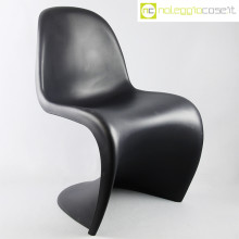 Vitra Verner Panton Chair nero