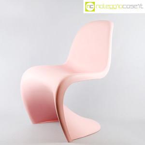 Vitra, sedia Panton Chair rosa, Verner Panton (3)
