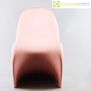 Vitra, sedia Panton Chair rosa, Verner Panton (5)