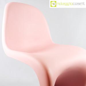 Vitra, sedia Panton Chair rosa, Verner Panton (7)