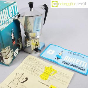 Bialetti, caffettiera Moka Express 6tz, Alfonso Bialetti (9)