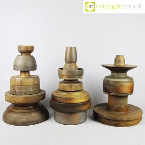 Totem antichi in legno SET 02 (3)