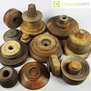 Totem antichi in legno SET 02 (9)