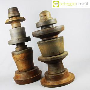 Totem antichi in legno SET 03 (4)