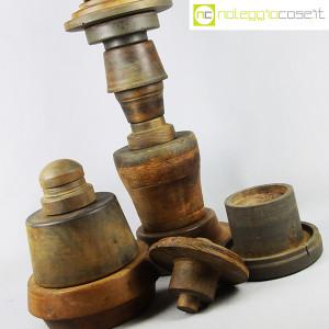 Totem antichi in legno SET 03 (5)