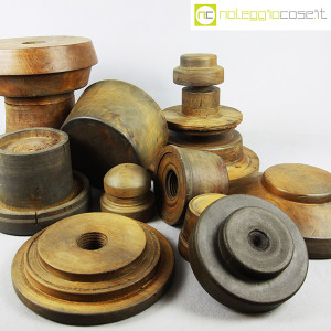 Totem antichi in legno SET 03 (7)