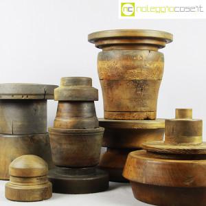 Totem antichi in legno SET 03 (8)