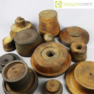 Totem antichi in legno SET 03 (9)