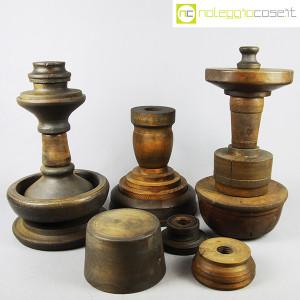 Totem antichi in legno SET 04 (2)