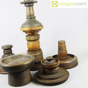 Totem antichi in legno SET 04 (5)