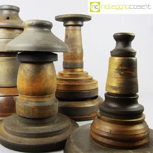 Totem antichi in legno SET 04 (6)