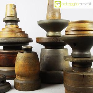 Totem antichi in legno SET 04 (8)