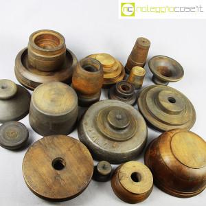Totem antichi in legno SET 04 (9)
