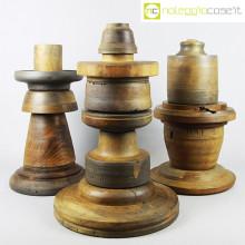 Totem antichi (stampi) in legno SET 05