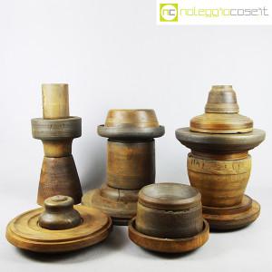 Totem antichi in legno SET 05 (2)