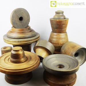Totem antichi in legno SET 05 (7)