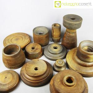 Totem antichi in legno SET 05 (9)