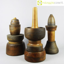 Totem antichi (stampi) in legno SET 06