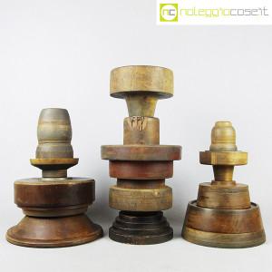 Totem antichi in legno SET 07 (3)