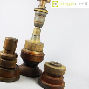 Totem antichi in legno SET 07 (5)