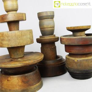 Totem antichi in legno SET 07 (8)
