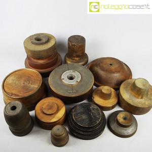 Totem antichi in legno SET 07 (9)