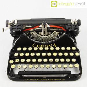 Corona Typewriters, macchina da scrivere Corona model 4 (1)