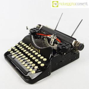 Corona Typewriters, macchina da scrivere Corona model 4 (2)