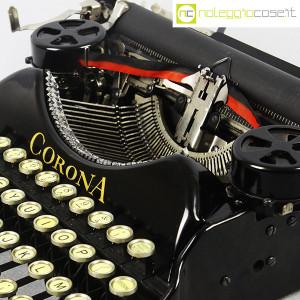 Corona Typewriters, macchina da scrivere Corona model 4 (5)