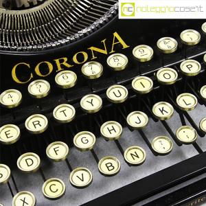 Corona Typewriters, macchina da scrivere Corona model 4 (7)