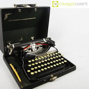 Corona Typewriters, macchina da scrivere Corona model 4 (8)