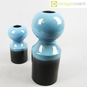 Silvestrini Ceramiche Faenza, coppia vasi (2)