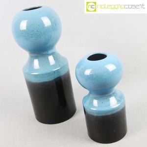 Silvestrini Ceramiche Faenza, coppia vasi (3)