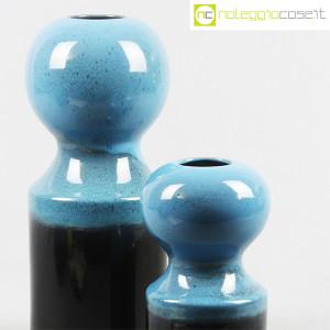 Silvestrini Ceramiche Faenza, coppia vasi (5)