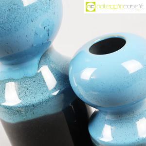 Silvestrini Ceramiche Faenza, coppia vasi (7)